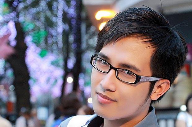 Blogger Robbey đang dính ồn ào với Văn Mai Hương. Ảnh: NVCC