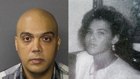 Scott Parilla và nạn nhân Noelis Bayanilla.