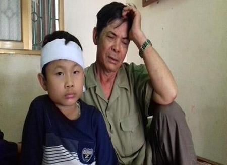 Gia đình ông Đào Quang Thành đau đớn khi mất đi cả con dâu lẫn cháu nội trong vụ nổ kinh hoàng ở Hà Đông.