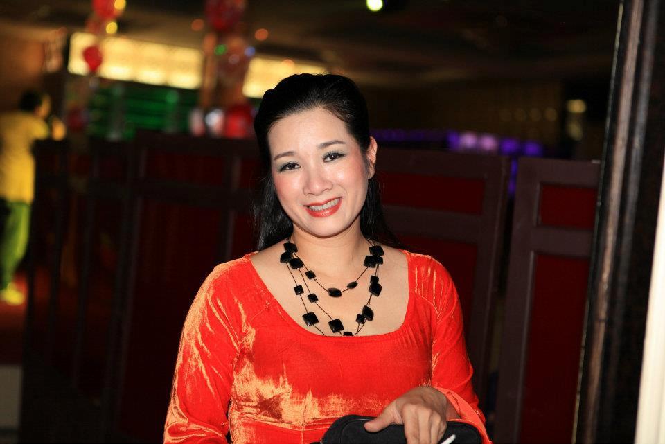 Thanh Thanh Hiền lần đầu trải lòng về cuộc hôn nhân với người chồng thứ hai là nam danh ca Chế Phong. Ảnh: TTH.