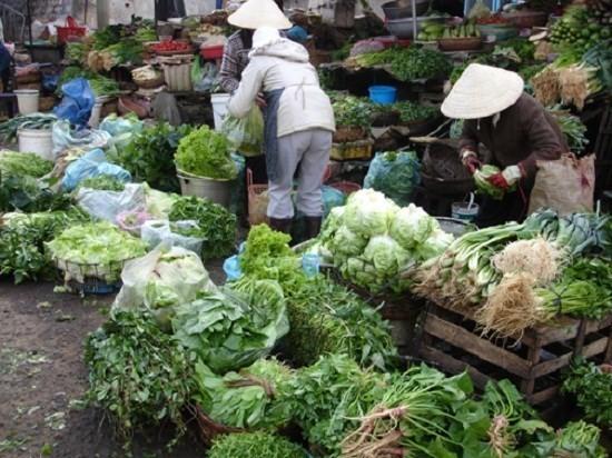 Theo kết quả giám sát có gần 4% mẫu rau chứa tồn dư thuốc bảo vệ thực vật vượt ngưỡng.