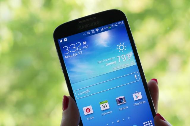 Nhiều khả năng Galaxy S4 là chiếc điện thoại mới của ông Obama sau khi từ bỏ BlackBerry.