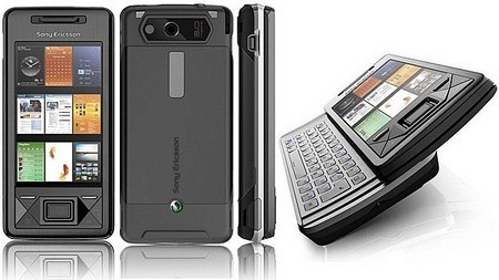 Xperia X1 là chiếc smartphone mở màn cho dòng sản phẩm di động mang thương hiệu Xperia của Sony