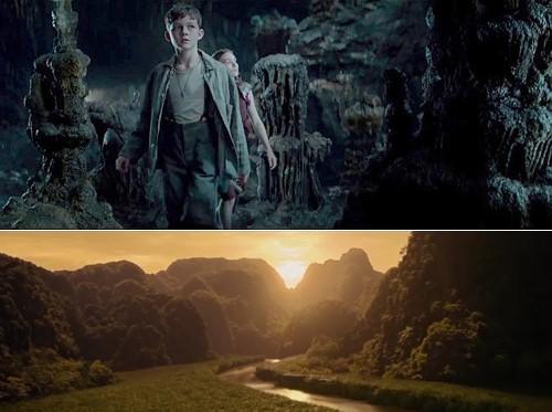 Bối cảnh Việt trong phim Pan. Ảnh:Warner Bros.
