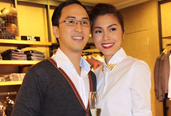 Cuộc sống Hà Tăng bước sang 1 trang mới khi cô cưới Louis Nguyễn.