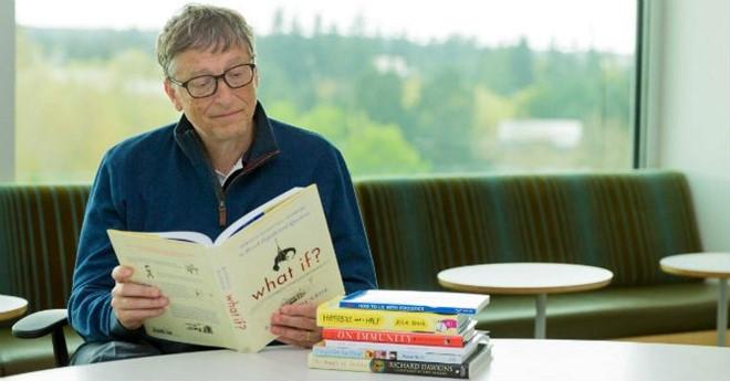 Có sở thích đọc sách mỗi ngày là một trong những dấu hiệu cho thấy bạn sẽ trở thành triệu phú trong tương lai.