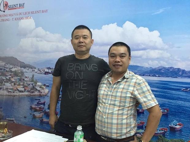 Ông Yang Zhi Ming và ông Trương Đăng Thụy Vũ đều khẳng định không ai ra giá, bảo kê lấy tiền như thông tin mấy ngày gần đây liên quan đến Silent Bay.