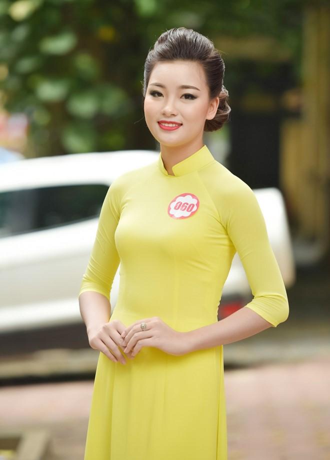 Thí sinh Trần Thị Minh Minh sinh năm 1997, đến từ Nghệ An. Cô cao 1,71 m và là sinh viên trường Cao đẳng Sư phạm. Minh Minh rất đam mê bộ môn bóng chuyền và là thành viên của đội bóng chuyền tỉnh Nghệ An.
