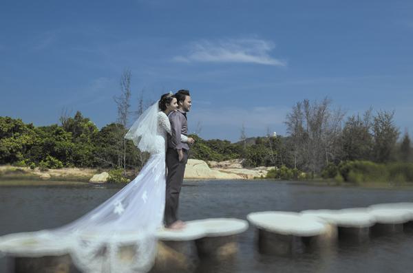 Trang Nhung chia sẻ, sau đám cưới,cô và ông xã có nhiều dự án nghệ thuật mới ra mắt khán giả.