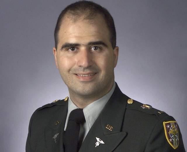 Chân dung Nidal Malik Hasan, kẻ thực hiện vụ xả súng tại căn cứ Fort Hood (Ảnh: Getty)