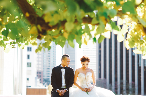 Khoảnh khắc ngọt ngào của vợ chồng Lương Thế Thành - Thúy Diễm.