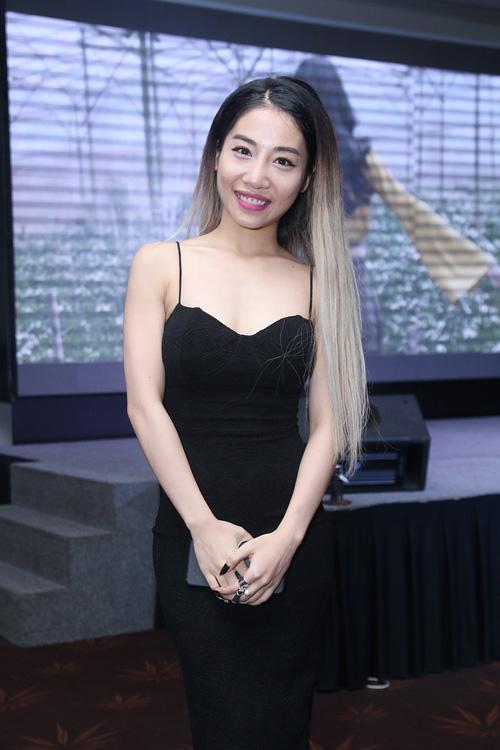 Ca sĩ Hằng Bing Boong