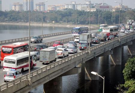 Hà Nội đã xác định mục tiêu xây dựng và hoàn thiện các tuyến đường vành đai nhằm giảm tải cho tuyến đường trên cao
