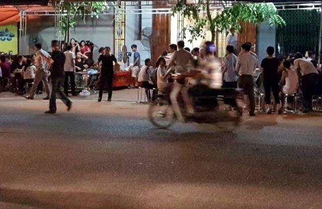Nhà ông Đỗ Cường Minh cách nhà ông Cường khoảng 150, cùng trên mặt phố Đinh Tiên Hoàng (TP. Yên Bái). Ảnh: Cao Tuân