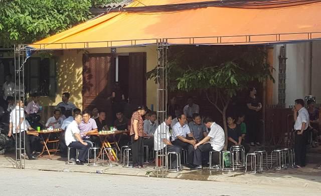 Ngôi nhà của Chủ tịch HĐND tỉnh Ngô Ngọc Tuấn nằm trên đường Lê Hồng Phong - gần khu phố nhà Bí thư Cường và ông Minh. Ảnh: Cao Tuân
