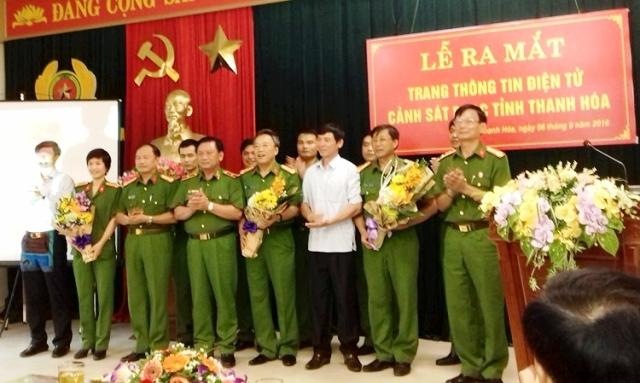 Ban biên tập Trang thông tin điện tử Cảnh sát PCCC tỉnh Thanh Hóa