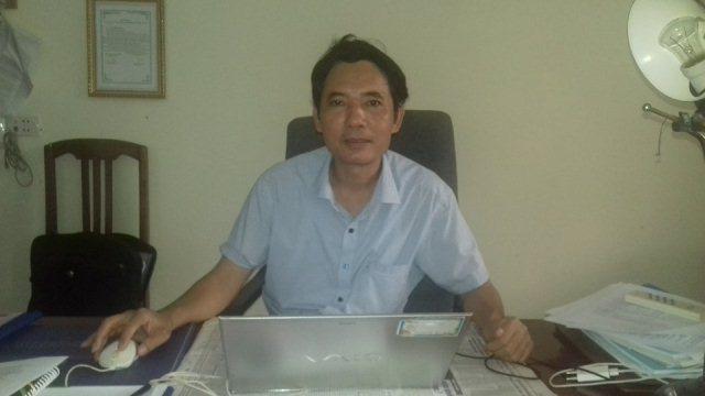 Ông Nguyễn Đình Hải, Giám đốc Khu BTTN Xuân Liên, người đầu tiên nghiên cứu chụp được ảnh voọc xám Đông Dương.