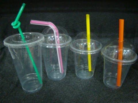 Nguy cơ ung thư vì sử dụng cốc nhựa dùng một lần