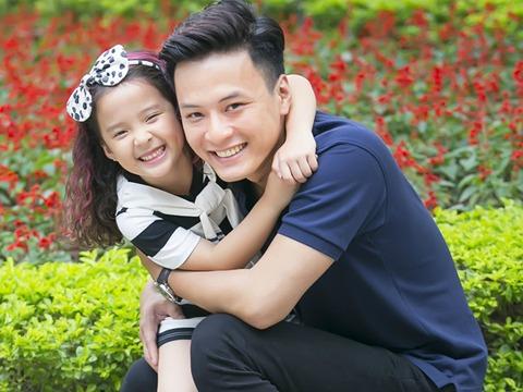 Sự thân thiện, đáng yêu chính là yếu tố giúp bé Nhím dành nhiều tình cảm của khán giả theo dõi chương trình Bố ơi, mình đi đâu thế?