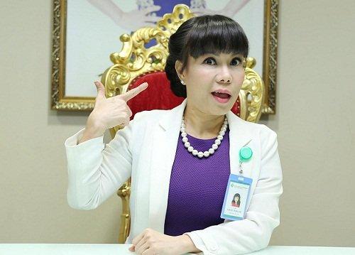 Cát sê của Việt Hương đã tăng gấp... ngàn lần so với khi bắt đầu sự nghiệp.