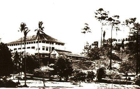 Bệnh viện Changi những năm 1950, được cho là nơi quân Nhật giam giữ và sát hại tù nhân