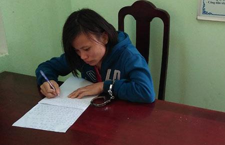 Lê Thị Kim Hằng, đối tượng tình nghi giết bà Sơn