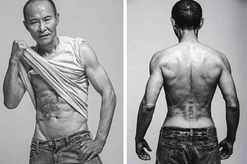 Ông Liang chia sẻ một trong những quy định về chế độ ăn uống mà ông tuân thủ là chỉ ăn 70% sức chứa của dạ dày. Ảnh: Metro