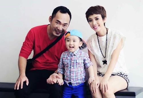 Gia đình hạnh phúc của Thu Trang - Tiếng Luật.
