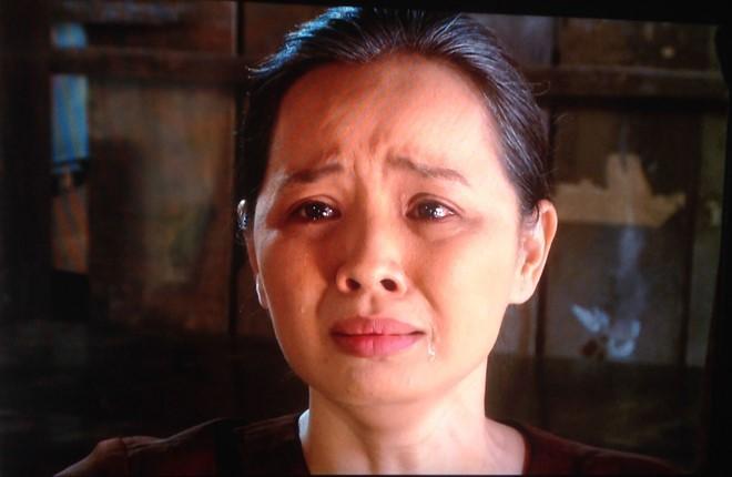 Hoài An quen mặt trên truyền hình qua các vai nhiều nước mắt. Ảnh: ĐPCC