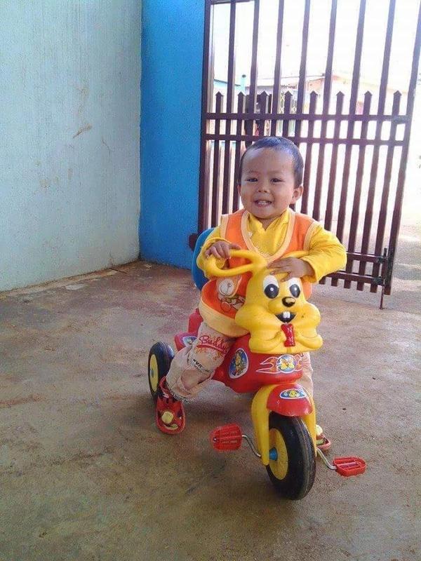 Con trai Lương Thế Vương bị mất tích đã hơn 1 năm nay.