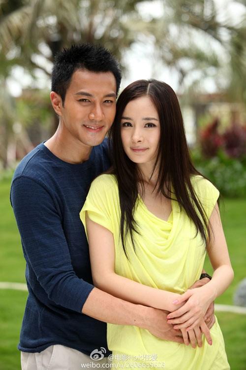 Anh tiết lộ Dương Mịch rất hiền trong đời thường. Ảnh: Sina.