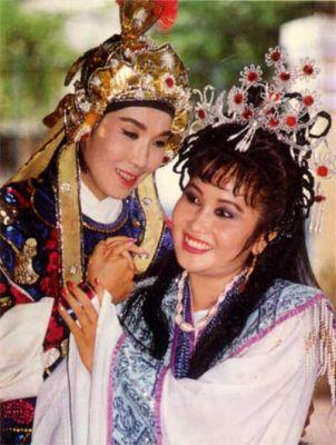 Nghệ sĩ Thanh Hằng và nghệ sĩ Vũ Linh trong thời kỳ vàng son của cải lương