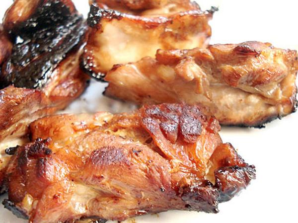 Thịt nấu chín quá mức không tốt cho sức khỏe (ảnh minh họa)