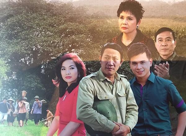 Danh Tùng vừa đảm nhận một vai khó trong bộ phim truyền hình Gia phả của đất của đạo diễn Quốc Trọng. Ảnh: ĐPCC