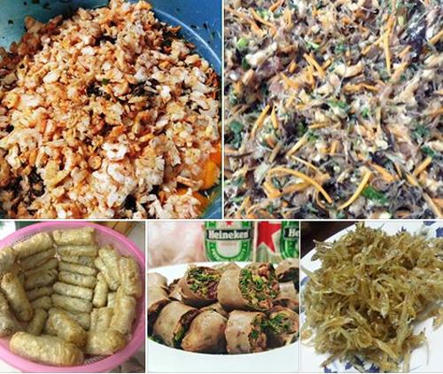 Mặt hàng thực phẩm được nhiều dân mạng ưa chuộng dịp nghỉ lễ.