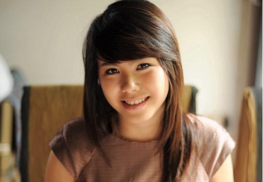 Nữ doanh nhân Lê Hoàng Uyên Vy mơ ước xây dựng nền tảng thương mại điện tử để đưa hàng hóa Việt ra ra thị trường toàn cầu. Ảnh: Whitehouse.gov