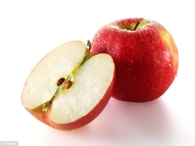 Những phụ nữ ăn táo thường xuyên có nguy cơ chết sớm thấp hơn những người khác