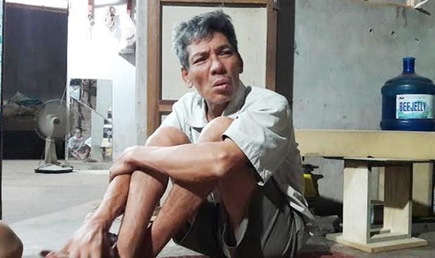 Ông Nguyễn Văn Lập kể lại vụ việc