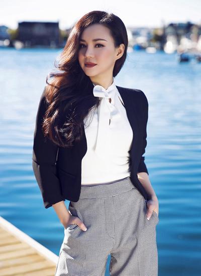 Ca sĩ Vy Oanh