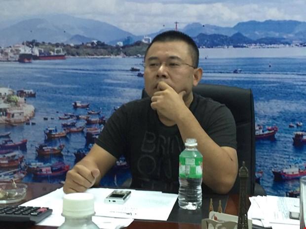 """Ông Yang Zhi Ming nói: """"Tôi rất bất ngờ"""""""