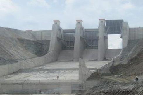 Thủy điện sông Bung 2 (ảnh: TL)