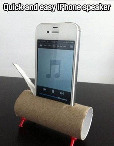 Lõi giấy vệ sinh có ích trong nhiều trường hợp