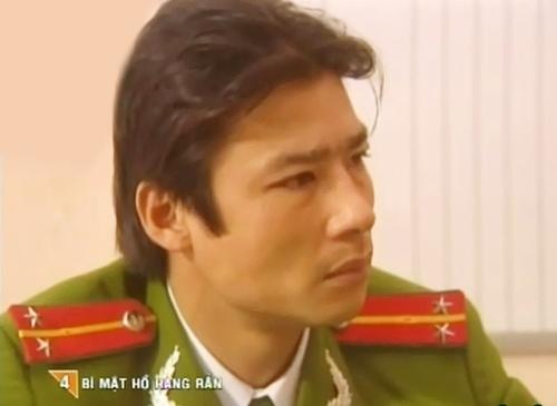 Võ Hoài Nam trong vào vai Chiến trong Cảnh sát hình sự.