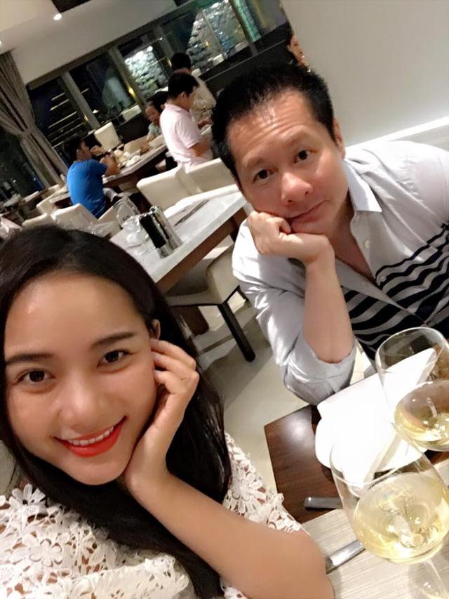 Phan Như Thảo và chồng là doanh nhân Đức An.