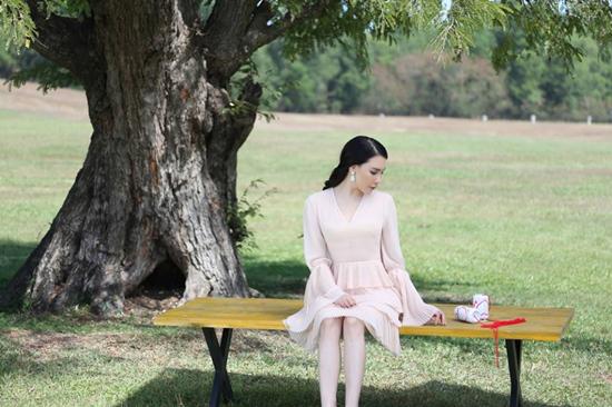 Hồ Quỳnh Hương sợ khi tình yêu chuyển từ chinh phục sang chiếm hữu.