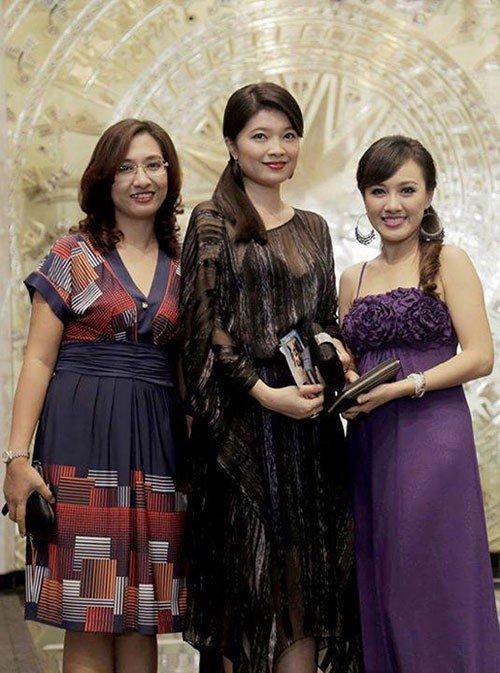 Diệp Anh cùng Hoài Anh và Vân Anh từng là 3 nữ MC trụ cột của bản tin Thời sự 19h