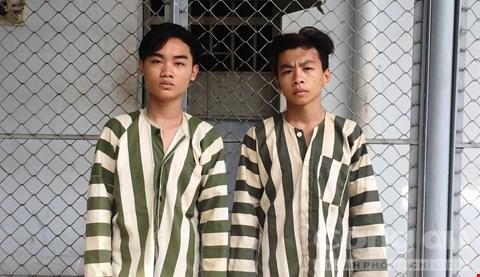 Hai đối tượng Lâm Quang Thiện, Nguyễn Hữu Thiên Long