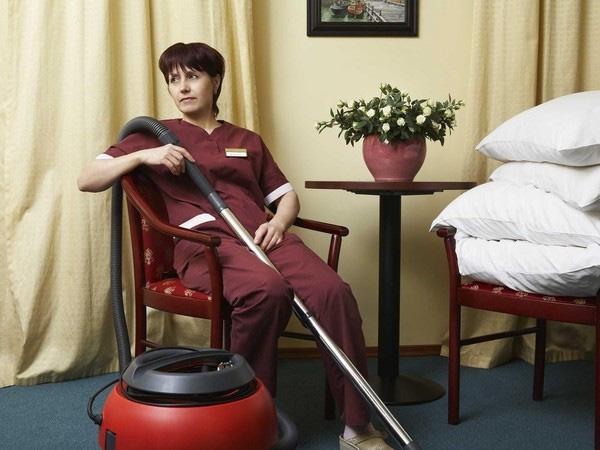 Hãy đối xử tốt với các nhân viên khách sạn dù họ là ai vì bạn chỉ có được, không có mất.