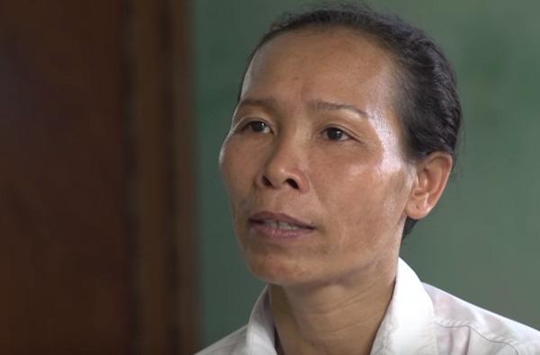 Mẹ Văn Cường đã ủng hộ và theo sát em từ khi tham gia chương trình.