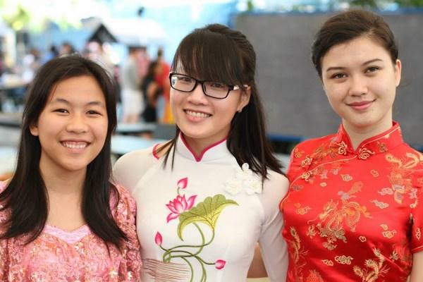 Trân trọng nguồn cội, bản sắc văn hóa dân tộc Mường là cảm hứng trong bài luận chính gửi đến ĐH Duke của cô gái Việt.
